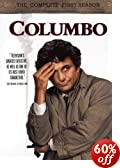 Columbo - The Complete First Season: Peter Falk, Gene Barry, Katherine Justice, William Windom, Nina Foch, Virginia Gregg, Andrea King, Susanne Benton, Ena Hartman, Sherry Boucher, Anthony James, Jim