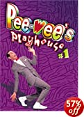 Pee-wee's Playhouse #1 - Seasons 1 and 2: Paul Reubens, John Paragon, Phil Hartman, Laurence Fishburne, George McGrath, Roland Rodriguez, Johann Carlo, Gregory Harrison, Ric Heitzman, Lynne Marie