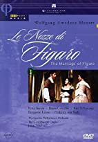 The Marriange of Figaro (2 discs) -- DVD…