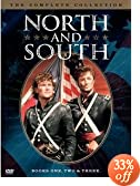 North and South - The Complete Collection: Kirstie Alley, David Carradine, Philip Casnoff, Mary Crosby, Lesley-Anne Down, Jonathan Frakes, Genie Francis, Terri Garber, Wendy Kilbourne, Kate McNeil, Ji