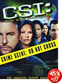 C.S.I. Crime Scene Investigation - The Complete Fourth Season: William Petersen, Marg Helgenberger, Gary Dourdan, Jorja Fox