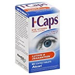 i-Caps Eye Vitamins, 25% off