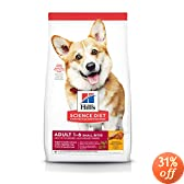 Hill's Science Diet Adult Advanced Fitness Small Bites Dry Dog Food, 5-Pound Bag