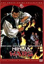 Ninja Wars by Kôsei Saitô