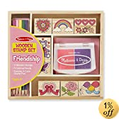 Melissa & Doug Friendship Stamp Set