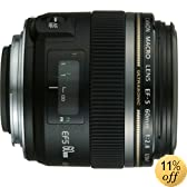 Canon EF-S 60mm f/2.8 Macro USM Lens for Canon SLR Cameras