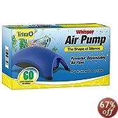 Tetra 77854  Whisper Air Pump, 60 Gallon