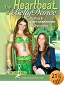 The Heartbeat of Bellydance, with Jenna: Belly dance classes, Belly dance instruction with drum solo, Drum solo dance how-to