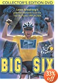 Big Six- Lance Armstrong's Greatest Moments of the Tour De France