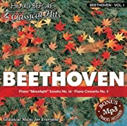 Beethoven [vol. 1]: Piano Moonlight…