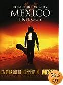 Robert Rodriguez Mexico Trilogy (El Mariachi / Desperado / Once Upon A Time In Mexico)