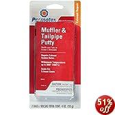Permatex 80333 Muffler and Tailpipe Putty, 4 oz.