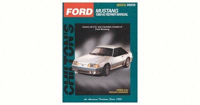 chilton-chi26606-tcc-ford-mustang-89-93