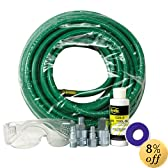 Hitachi 19700 Hose Kit with Fittings and Teflon Tape