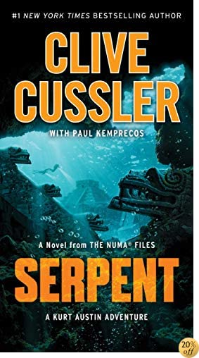 TSerpent: A Novel from the NUMA files (NUMA Files series Book 1)