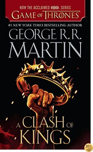 TA Clash of Kings (A Song of Ice and Fire, Book 2)