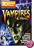 Vampires & More! 20 Movie Pack