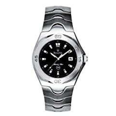 Bulova Men's Marine Star Watch #96G14