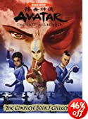 Avatar The Last Airbender - The Complete Book 1 Collection: Zach Tyler, Mae Whitman, Jack De Sena, Dee Bradley Baker, Dante Basco, Jessie Flower, Mako, Grey DeLisle, Olivia Hack, André Sogliuzz
