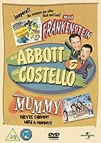 Abbott And Costello Meet Frankenstein/Abbott…
