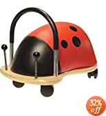 Prince Lionheart Wheely Bug, Ladybug