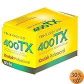 Kodak Tri-X 400TX Professional ISO 400, 36mm, Black and White Film
