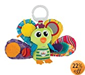 Tomy Lamaze Play andGrowTake Along Toy, Jacques the Peacock
