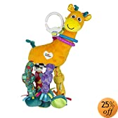 Tomy Lamaze Play and Grow Toy Giraffe, Colors May Vary