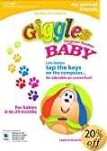 Giggles Computer Funtime for Baby - My Animal Friends [Old Version]