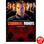 Criminal Minds: The First Season: Mandy Patinkin, Thomas Gibson, Lola Glaudini, Shemar Moore, Matthew Gray Gubler, A.J. Cook, Kirsten Vangsness, Amber Heard, Ian Anthony Dale, Peter Jacobson, Katheryn