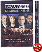 Law &amp; Order Criminal Intent - The Second Year: Kathryn Erbe, Vincent D&#39;Onofrio, Jamey Sheridan, Courtney B. Vance, Leslie Hendrix