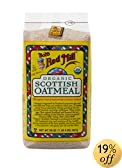 d Mill Organic Scottish Oatmeal, 20-Ounce Bags (Pack of 4): Amazon.com