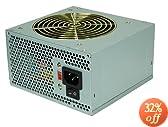 CoolMax V-500 500 Watt 120MM Serial ATA Power Supply With Silent Fan