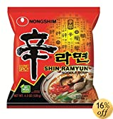 in Noodle Ramyun, Gourmet Spicy Picante, 4.2-Ounce Packages (Pack of 20): Amazon.com