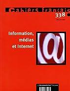 Information, médias et Internet (n.338…
