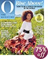 $5 Instant Rebate on O, the Oprah Magazine