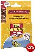 Tetra 768659 TetraFreshDelica Rote M�ckenlarven, Naturfutter in n�hrstoffreichem Gelee, 48 g