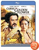 Curse of the Golden Flower [Blu-ray]