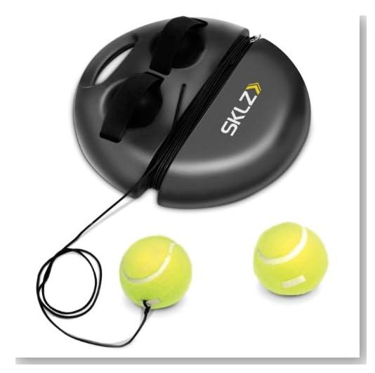 andy murray tennis serve. SKLZ PowerBase Tennis Trainer