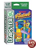LeapFrog Leapster Learning Game Scholastic Get Puzzled