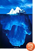 Hidden Depths - Iceberg, Art Poster Print - 24x36 Collections Poster Print, 24x36