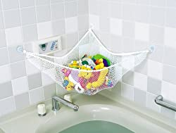 抗菌加工済みのネットは荒目。水切りよくて清潔