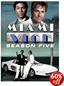 Miami Vice: Season Five: Don Johnson, Philip Michael Thomas, Saundra Santiago, Michael Talbott, Olivia Brown, Edward James Olmos, David Schramm, Cary-Hiroyuki Tagawa, Russell Horton, Steve Ryan, Alfre