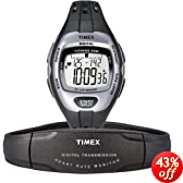 Timex T5H881 Zone Trainer Digital Heart Rate Monitor: Timex
