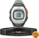 Timex T5G971 Unisex Sports Personal Heart Rate Monitor Watch: Timex