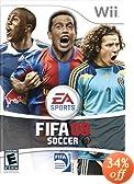 Fifa 08 - Nintendo Wii