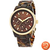 Michael Kors Women's MK5038 Ritz Tortoise Watch