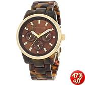 Michael Kors Women's MK5038 Ritz Tortoise Watch