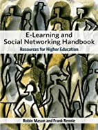 e-Learning and Social Networking Handbook:…