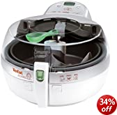 Acti-Fry by Tefal AL800040  Low Fat Electric Fryer, 1 kg Capacity, White, OLD